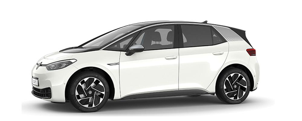 Elektrische auto Volkswagen ID.3