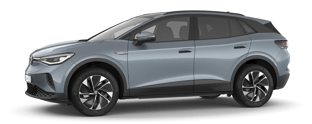 Elektrische auto Volkswagen ID.4